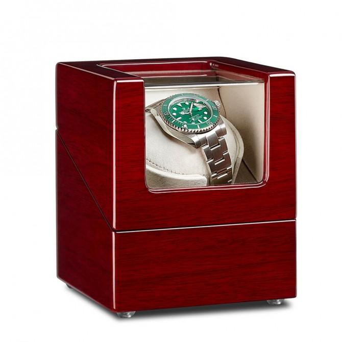 Discount Jqueen Wooden Single Watch Winder Red