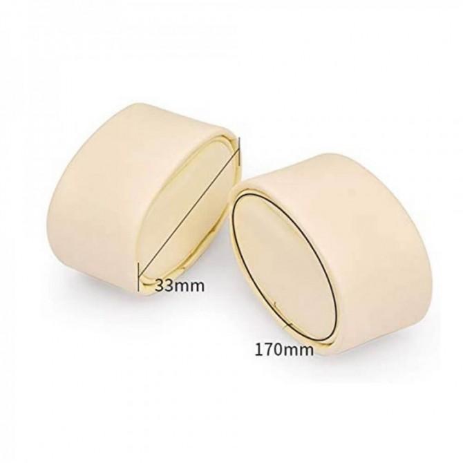 Jqueen Watch Pillow PU Leather for Watch Winder Jewelry Organizer Storage Display Box Case